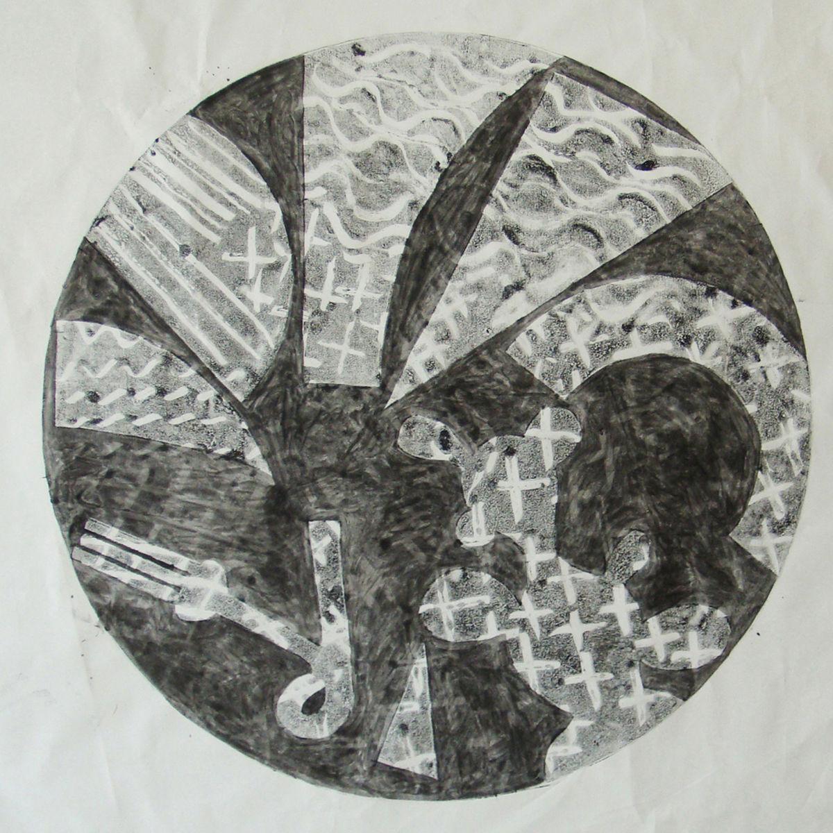 Black Circle 1 2009