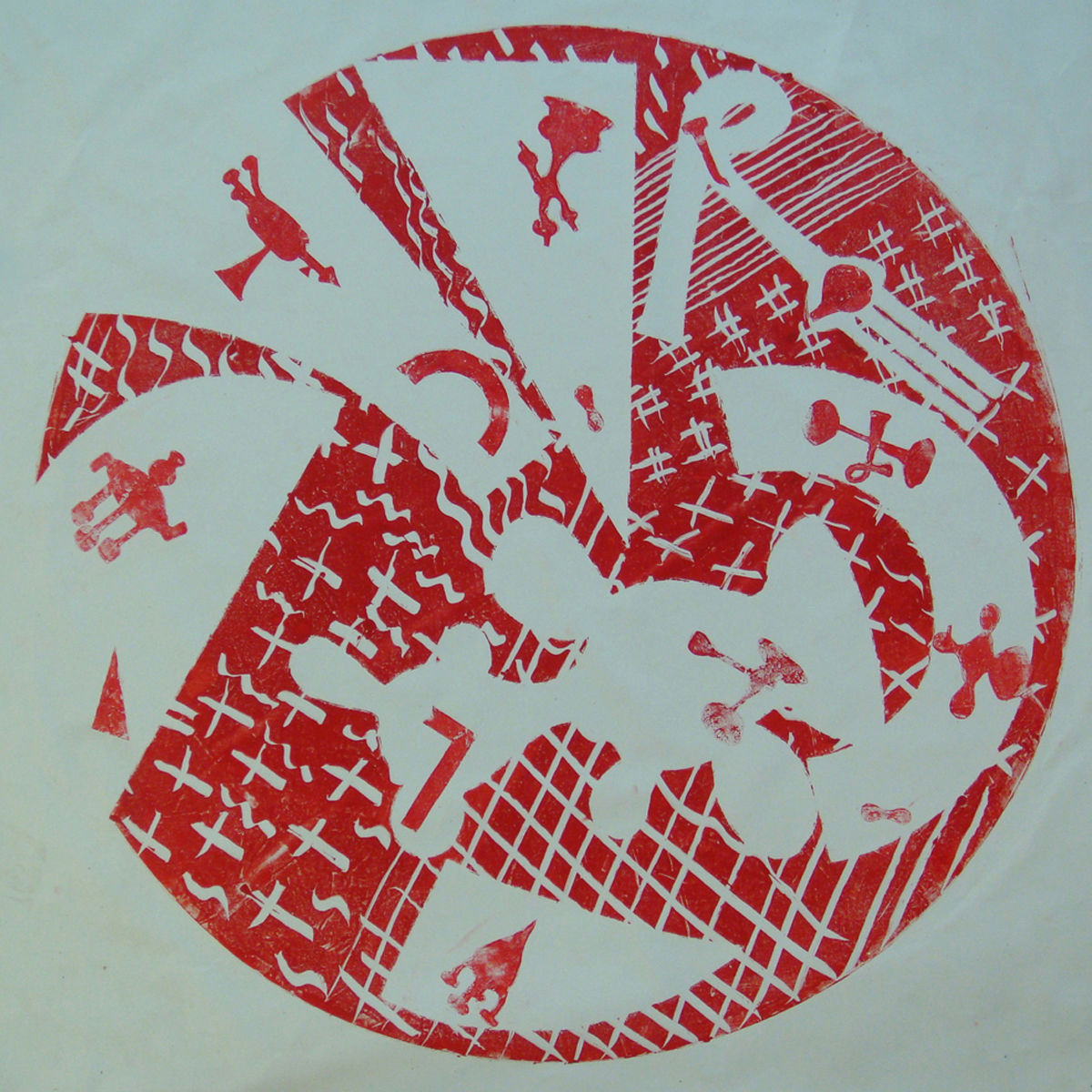 Red Circle 8 2009