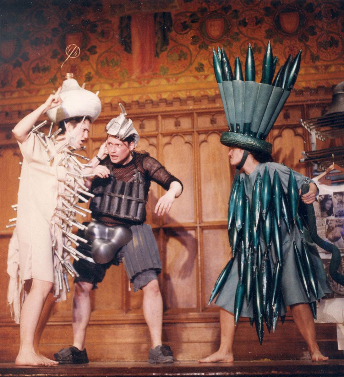 Ecclesiazousae 1998