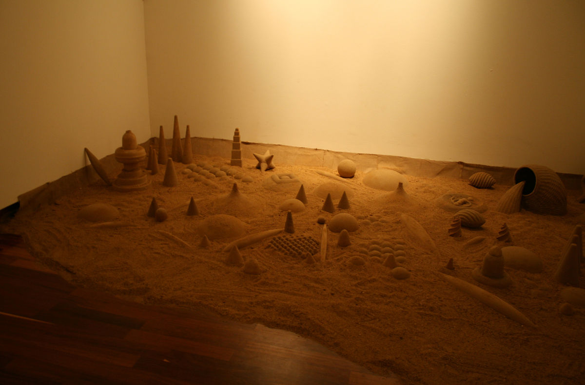 Sand 2008