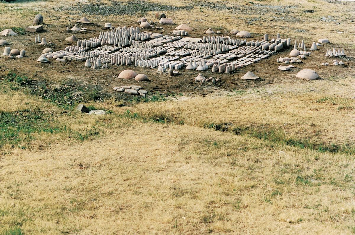 Terrain 1993