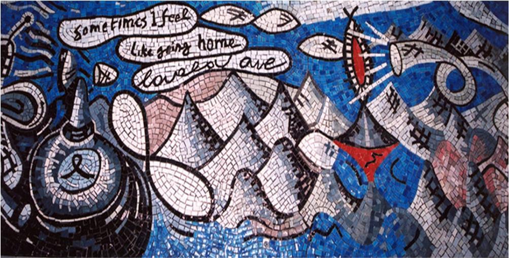 Milios mosaic 2004